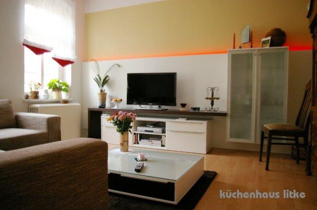 Wohnkonzepte - Indirekte wohnzimmerbeleuchtung ...